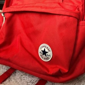 Converse Bags - Red Converse Backpack f4a3c6784f5b1